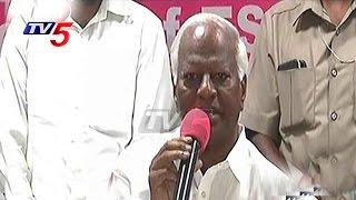 Telangana EAMCET Results Released By Kadiyam Srihari | TS EAMCET 2016 Results | TV5 News