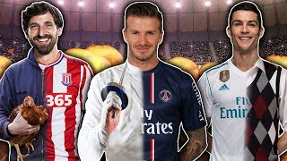 Footballers WEIRDEST Obsessions XI!