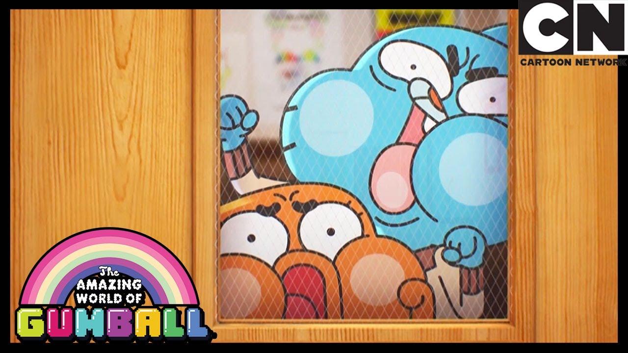 Ders | Gumball Türkçe | Çizgi film | Cartoon Network Türkiye