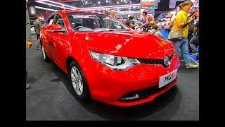 New 2018 Sedan MG 5 Turbo