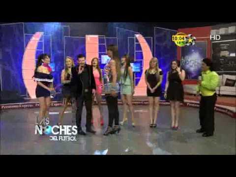 Noches de LATV: Presentando a las chicas de LATV - YouTube