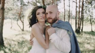 Свадебное видео Натальи и Дмитрия 06.08.2016