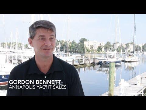 Meet Your Sailboat Broker - Gordon Bennett of Annapolis Yacht Sales