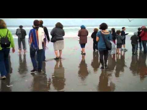 Ctrl+Alt+Del: Tashlikh at Ocean Beach