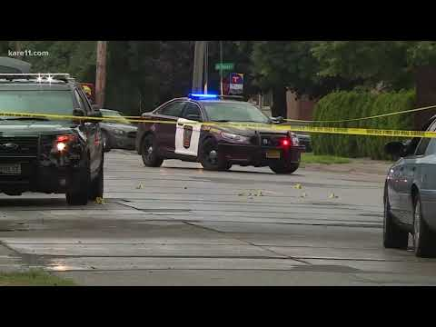 Police officers shot in South St. Paul