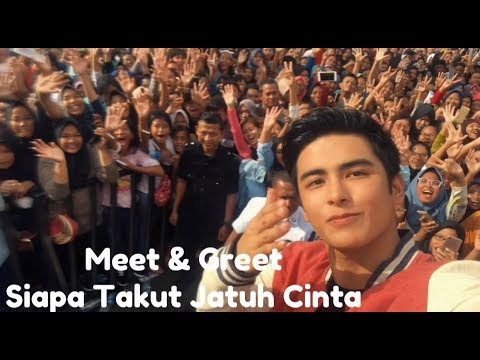 My First Meet & Greet Experience in indonesia #STJC