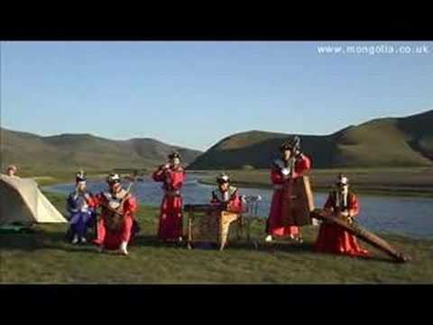 Trip To Mongolia & Traditional Music & Culture: Part 1