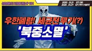 우한폐렴! 중국세균전 무기(?) '북중소멸' (?)  [성상훈의 리얼타임]#181