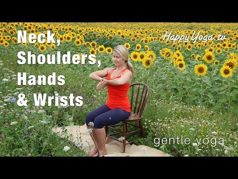 youtube chair yoga white parson slipcovers happy with sarah starr sunflower splendor trailer -