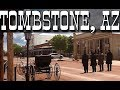 TOMBSTONE ARIZONA, The Town Too Tough To Die - Join us as we explore this famous old western town.