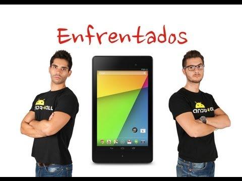Enfrentados por la Nexus 7 (2013)