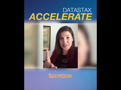 Learn to THINK like a HACKER with Keren Elazari at DataStax Accelerate |  DataStax