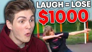 If I Laugh, I Lose $1000