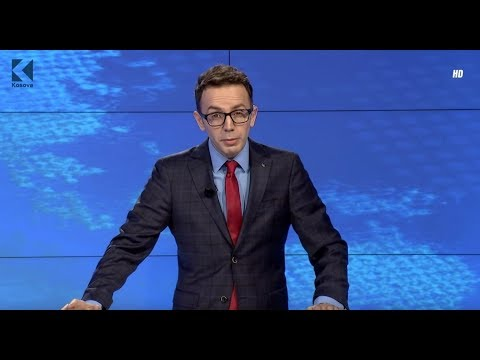 Lajmet 20:00 - 13.02.2018 - Klan Kosova