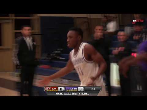 Sacramento vs Patterson High Boys Basketball LIVE 12/11/18
