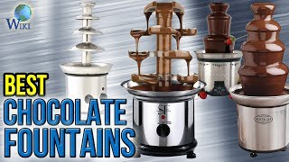 9 Best Chocolate Fountains 2017