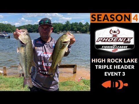 BFL High Rock Lake Top 10 Finish