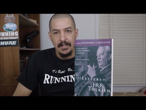 The Letters of JRR Tolkien (Unboxing)