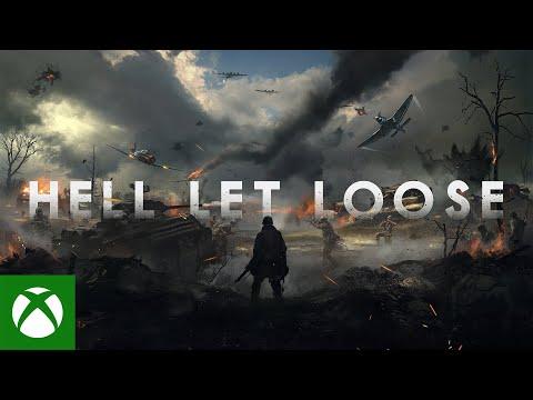 Сейчас вы можете играть бесплатно в Hell Let Loose на Xbox