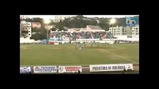 Concórdia 2x2 Marilia   Campeonato Brasileiro Série D   08 07 2012