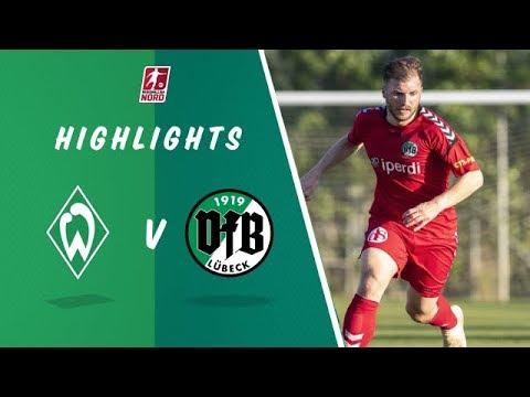 Vfb Lübeck Werder Bremen