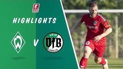 Highlights VfB Lübeck vs. SV Werder Bremen II | RL-Nord 18/19 | VfB Lübeck v. 1919 e.V