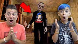 THE EVIL KID IS WEARING OUR MERCH!! (Daylin's Funhouse Easter Egg)