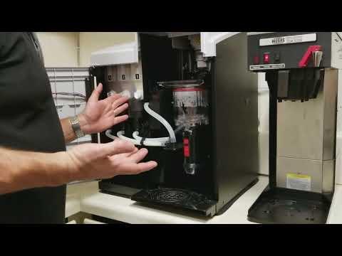 Vki Coffee Machine Demo Youtube