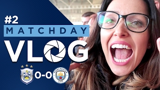 Download Video CITY FANS TAKE OVER! | Huddersfield 0-0 Man City | Matchday Vlog MP3 3GP MP4