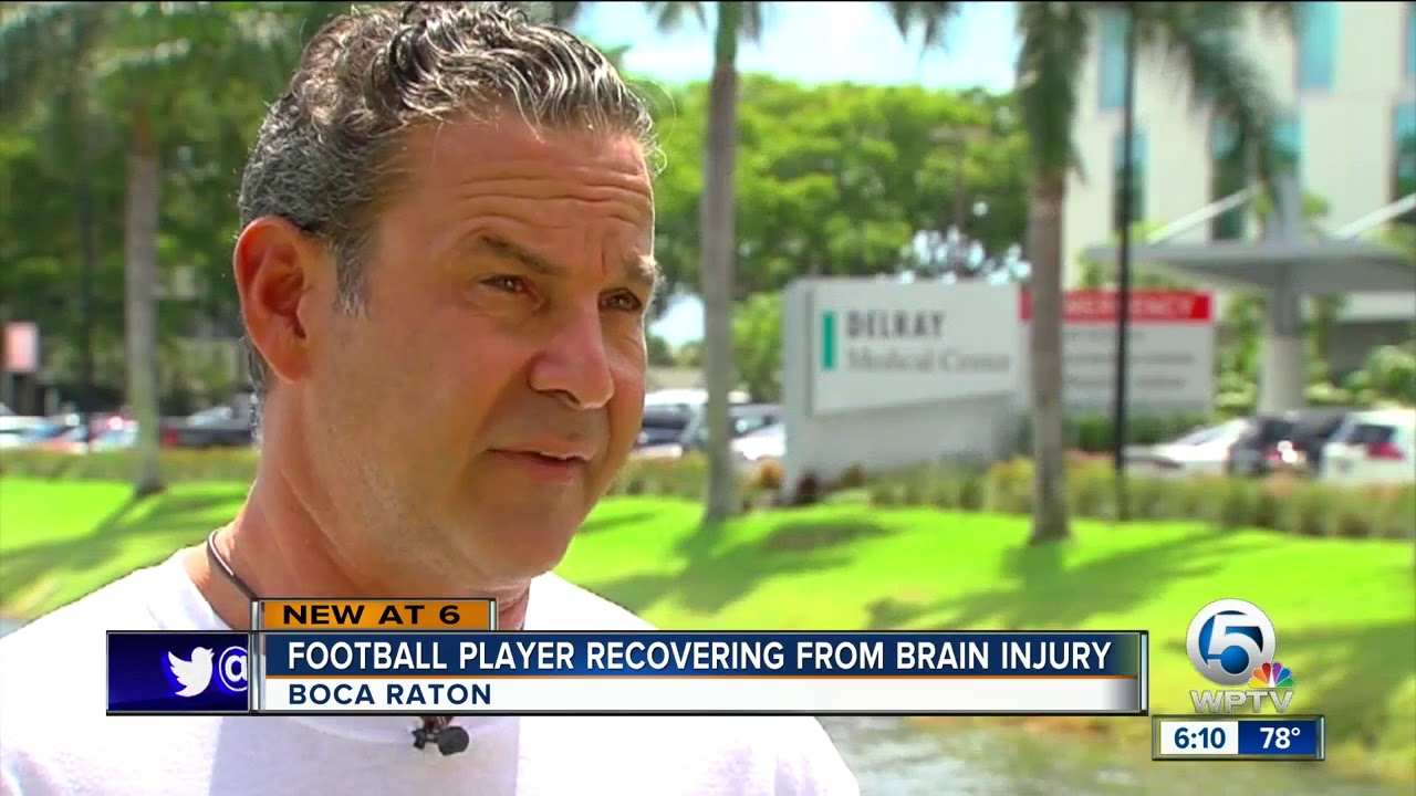 Florida high school football player suffers severe brain injury during game