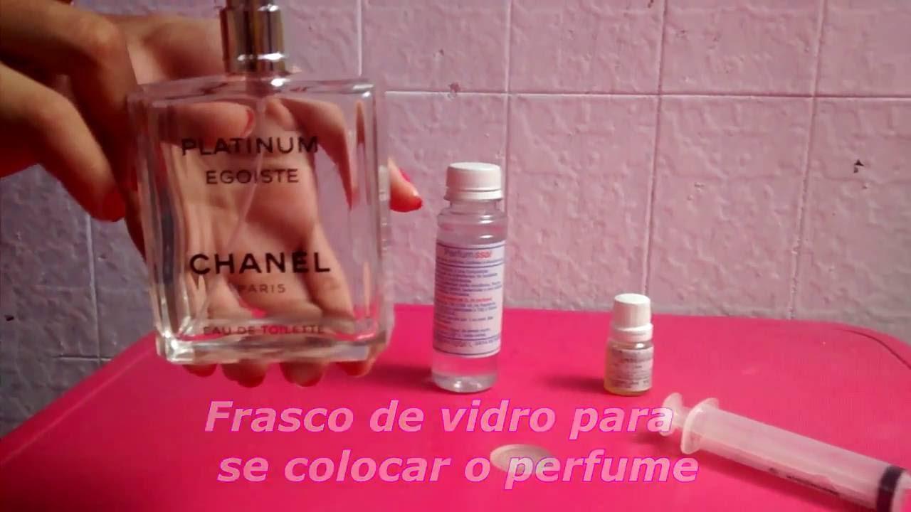 Como fazer um perfume em casa perfume caseiro youtube - Perfumes en casa ...