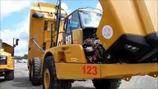 New Cat 740B Rock Truck