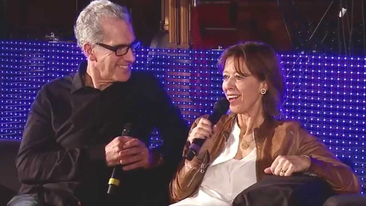 Nicky & Pippa Gumbel // Worship Central Conference 2014 ...