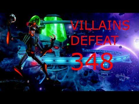 Villains Defeat 348
