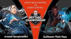 Round 8 (Modern): Arnaud Hocquemiller vs. Guillaume Wafo-Tapa - 2019 Mythic Championship IV