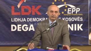 Mustafa i bindur, Demarkacioni kalon - 25.02.2017 - Klan Kosova
