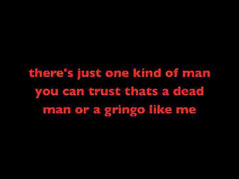 a gringo like me lyrics