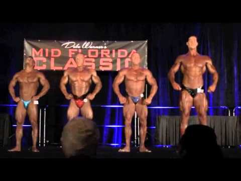 Jose Suarez Men's Bodybuilding Winner 2015 NPC Mid Florida