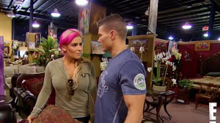 Total Divas Season 4, Episode 9 Clip: Tyson Kidd has a problem with Natalya's sister