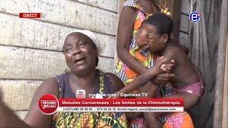 REGARD SOCIAL(CANCER: LES LIMITES  DE LA CHIMIOTHÉRAPIE) DU JEUDI 28 FÉVRIER 2019-EQUINOXE TV