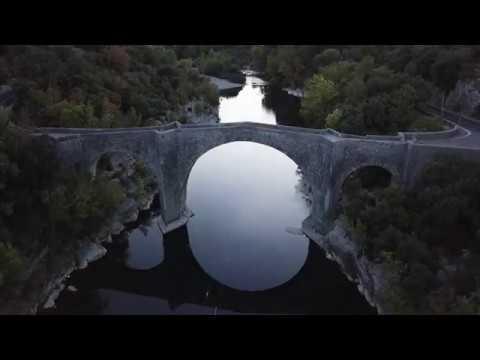 Pont De Saint Etienne D Issensac