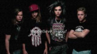 Like A Dream - A song to Tokio Hotel from the norwegian fans