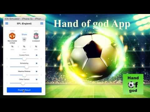 Hand of god App Predictions | Football Predictions