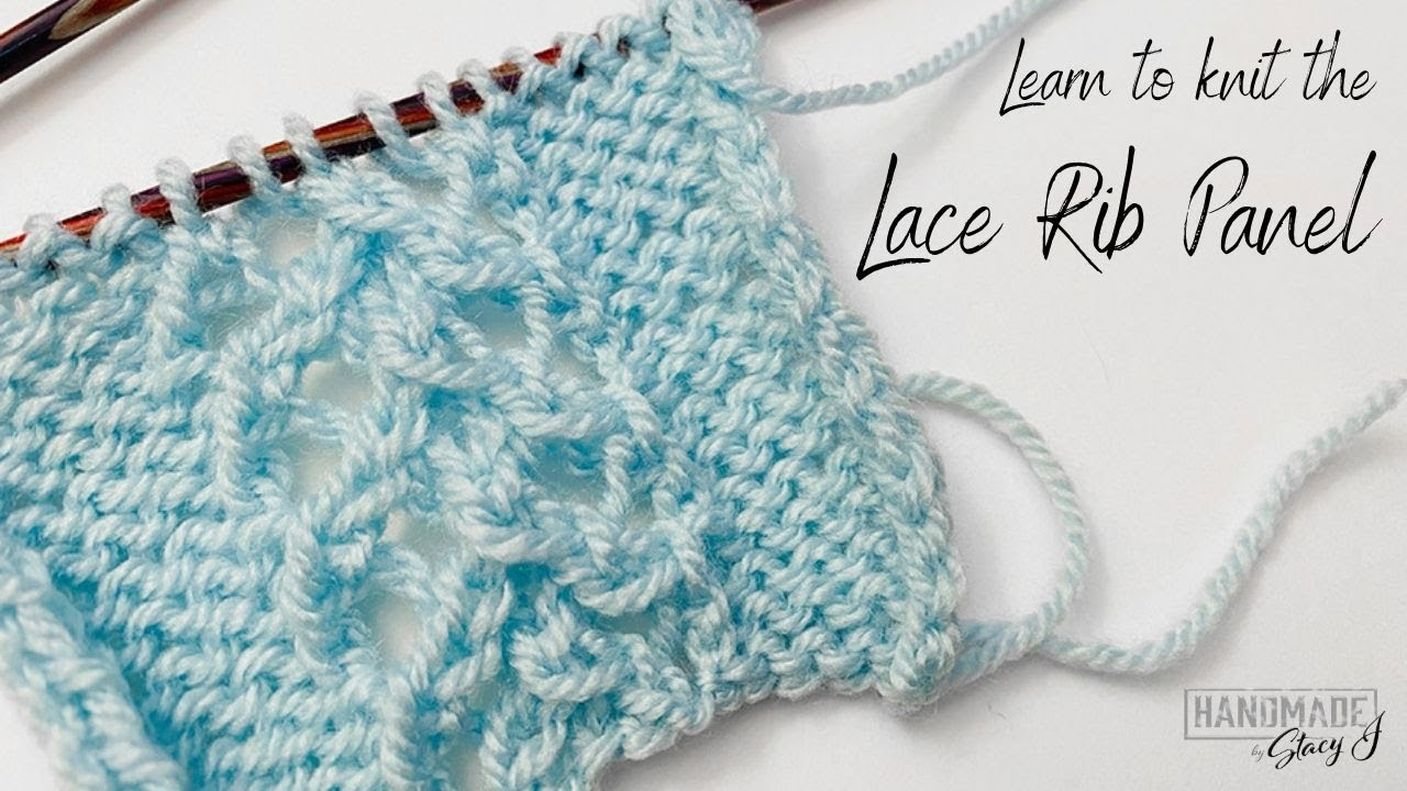New Knitting Video Tutorial Released!