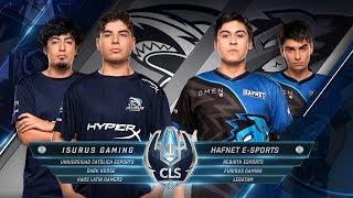 CLS -  KLG vs Legatum   - Apertura S4D1