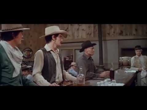 Westworld Yul Brynner bar