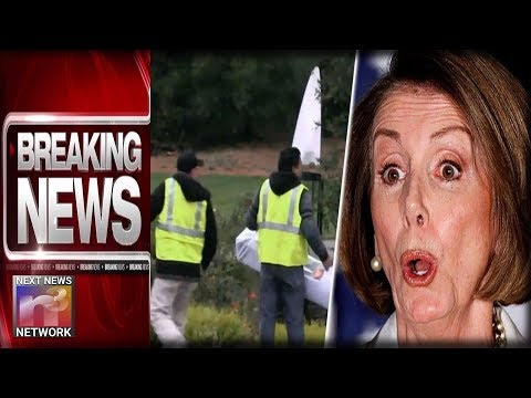 BREAKING: WATCH – Activists & Illegals Jump Pelosi's Home Wall, Pelosi Has Them 'Deported' By Police