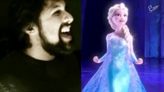Repeat youtube video Let it go (Frozen OST) Duet Version (by gabriel) :: 렛잇고 (겨울왕국 OST) 듀엣 버전