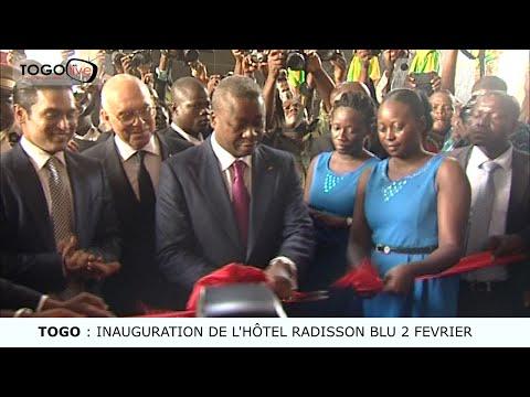 Inauguration de la nouvelle aérogare de l'aéroport GNASSINGBE EYADEMA de Lomé