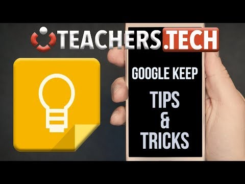 9 Google Keep Tips for Your Phone